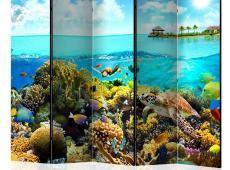 Paraván - Heavenly Maldive II [Room Dividers]